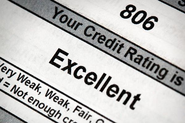Excelente Puntaje de Credito