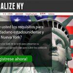 Hagase Ciudadano GRATIS en Estado de Nueva York.  Ayuda para 2000 inmigrantes