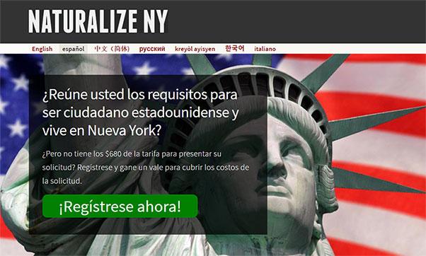 Naturalize NY