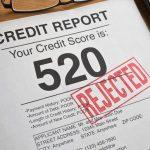 Puntaje de Crédito es Menor de 600? Que puede pasar?