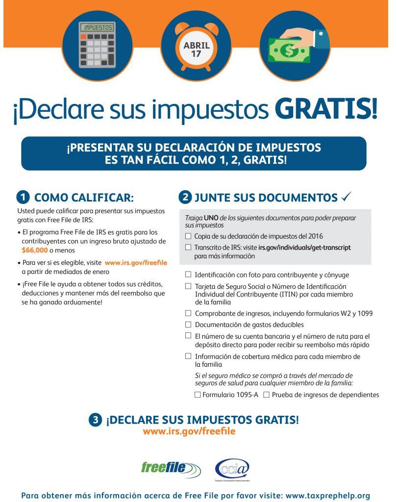 presentar-impuestos-gratis-brochure